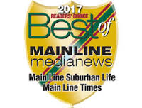 Best of the mainline medianews 2017 crest